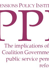 The implications of the Coalition Government's public service pension reforms