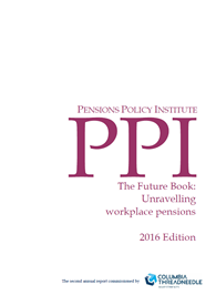 The Future Book: unravelling workplace pensions 2016 edition