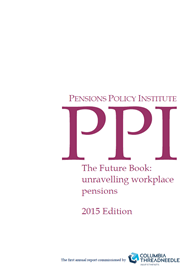 The Future Book: unravelling workplace pensions 2015 Edition